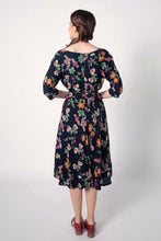 Load image into Gallery viewer, Sienna Ink Floral Dress