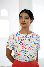 Load image into Gallery viewer, Perla Multi Colour Blouse