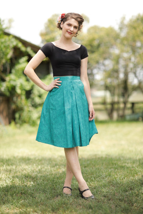 Byron Skirt - Elise Design