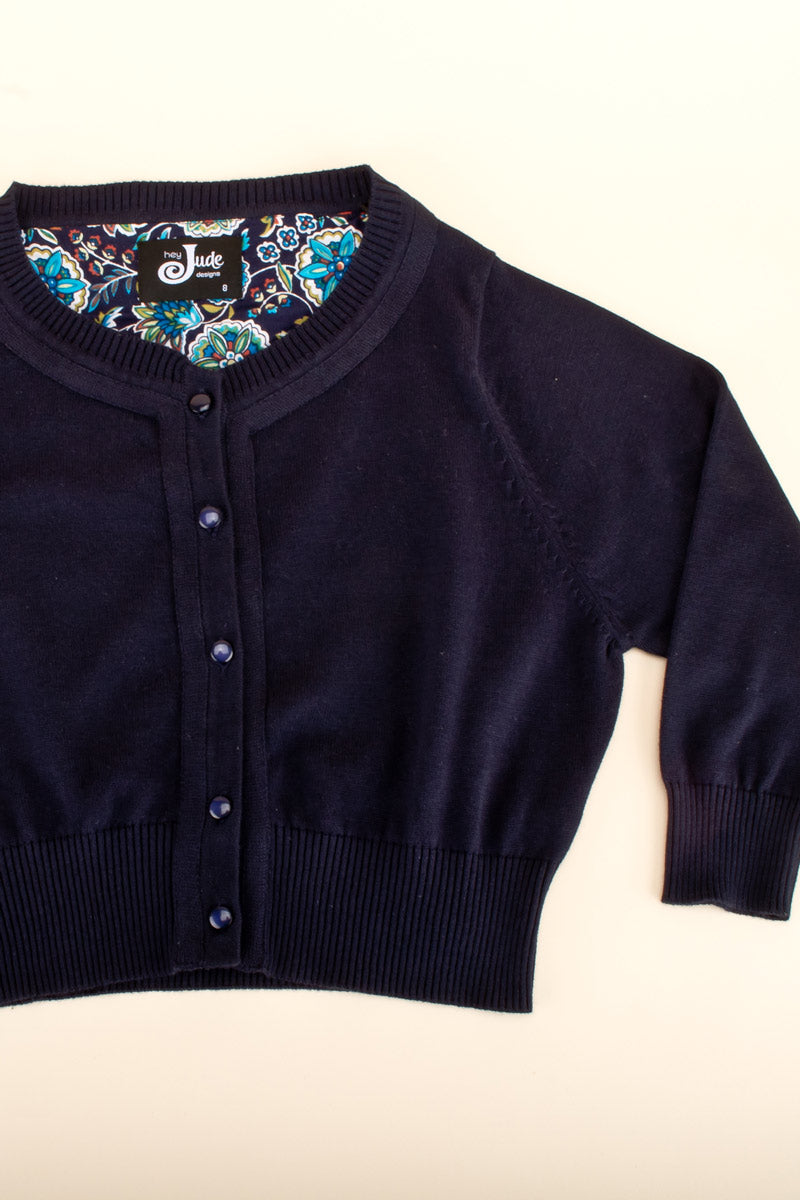 Peggy Cardigan Navy