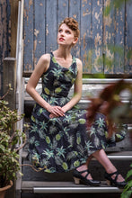 Load image into Gallery viewer, Chita Pineapples Dress
