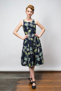 Chita Pineapples Dress