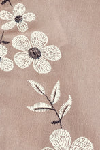 Load image into Gallery viewer, Dorothy Embroidery Floral Blouse