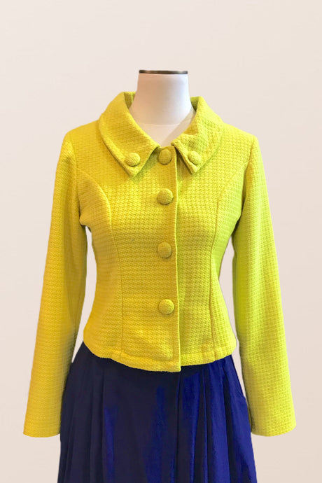 Laura Lime Jacket