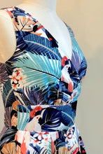 Load image into Gallery viewer, Lorikeet Tropical Dress