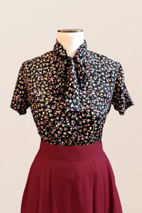 Stacy Multi Floral Blouse
