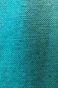 Roxy Teal Linen Skirt