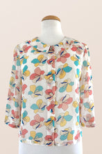 Load image into Gallery viewer, Perla Blossom Floral Blouse