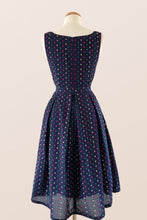 Load image into Gallery viewer, Abella Polka Dot Dress