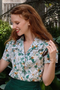 Jo Tropical Blouse
