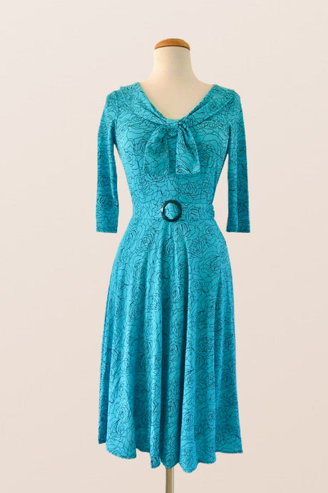 Lola Turquoise Dress