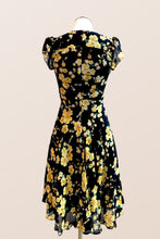 Load image into Gallery viewer, Fleur Dress Mustard