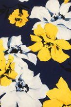 Load image into Gallery viewer, Sammy Mustard Floral Skirt