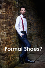 Formal Shoes - Bond Collection