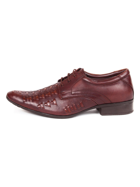 Men's Leather Formal Designer Lace Up Shoes | Jacksin Shoes