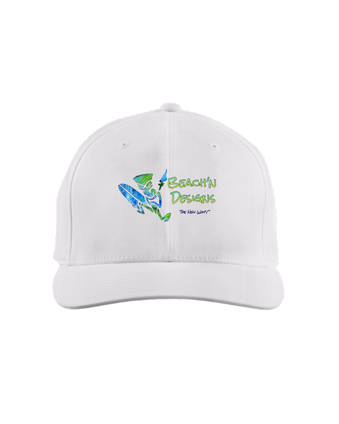 Logo low profile hat - Beach'n Designs