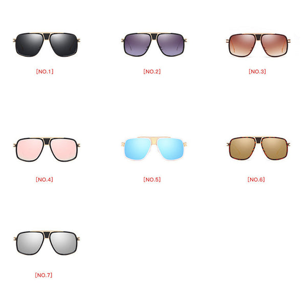 Men Aviator Sunglasses - Beach'n Designs