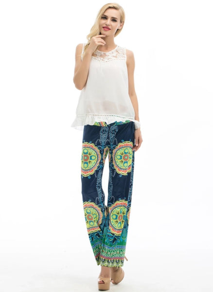 The Boho Pant - Beach'n Designs