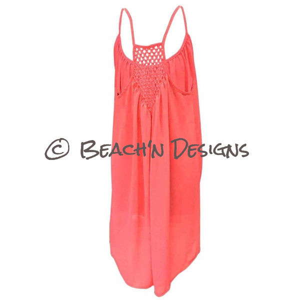 Neon Beach Dress - Beach'n Designs - 7