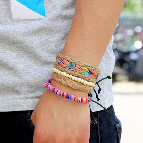 Boho Color Bracelet - Beach'n Designs - 2