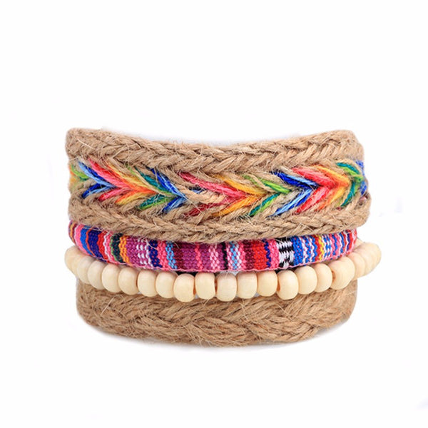 Boho Color Bracelet - Beach'n Designs - 1