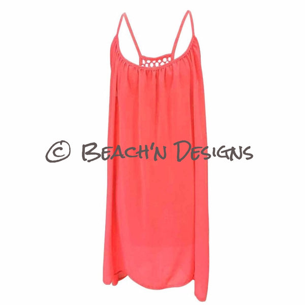 Neon Beach Dress - Beach'n Designs - 6