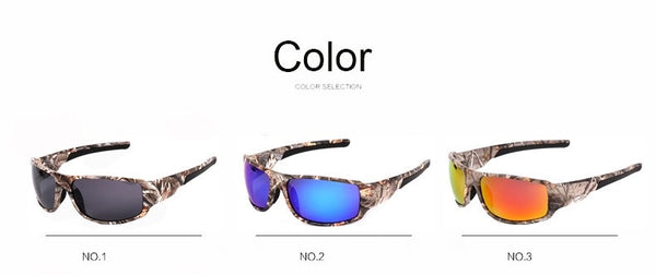 Camo Stylish Sunglasses - Beach'n Designs - 4