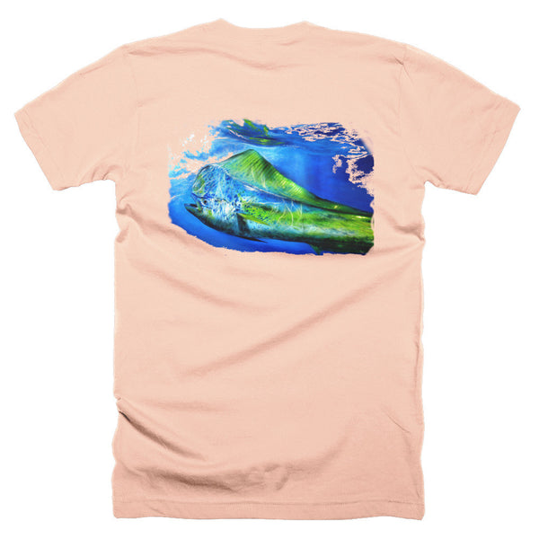 Into the Blue Mahi Short sleeve men's t-shirt - Beach'n Designs