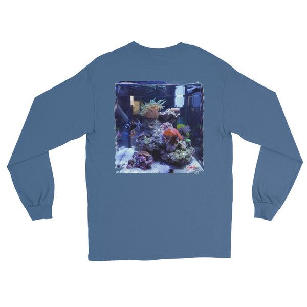 Brandon Fuller Reef Long Sleeve T-Shirt - Beach'n Designs