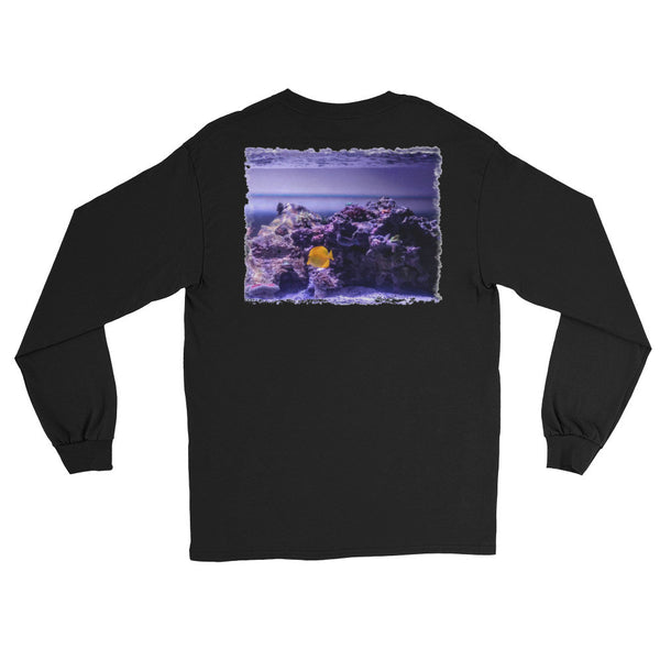 Lewis Burks Reef Long Sleeve T-Shirt