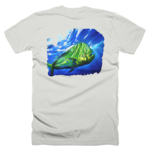 Deep in the Sea Short sleeve men's t-shirt - Beach'n Designs