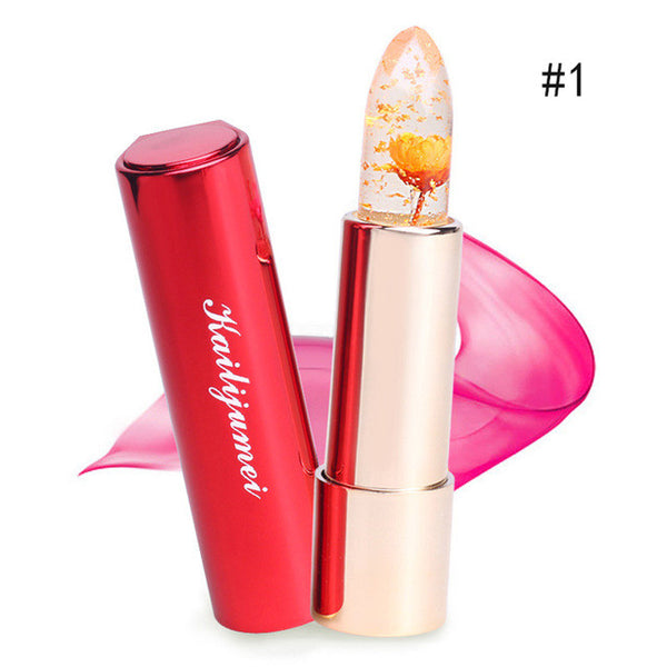 Magic Lip Gloss Stick Color Temperature Change Moisturizer Lipstick