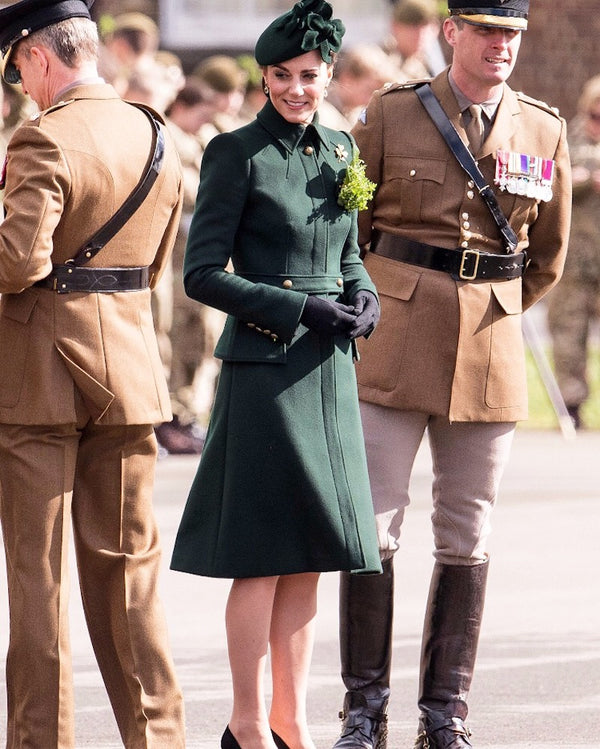 The Duchess of Cambridge | St Patrick's Day, March 2019