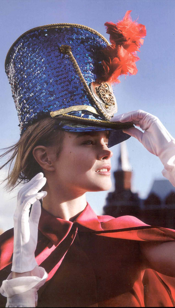Natalia Vodianova | British Vogue, May  2008
