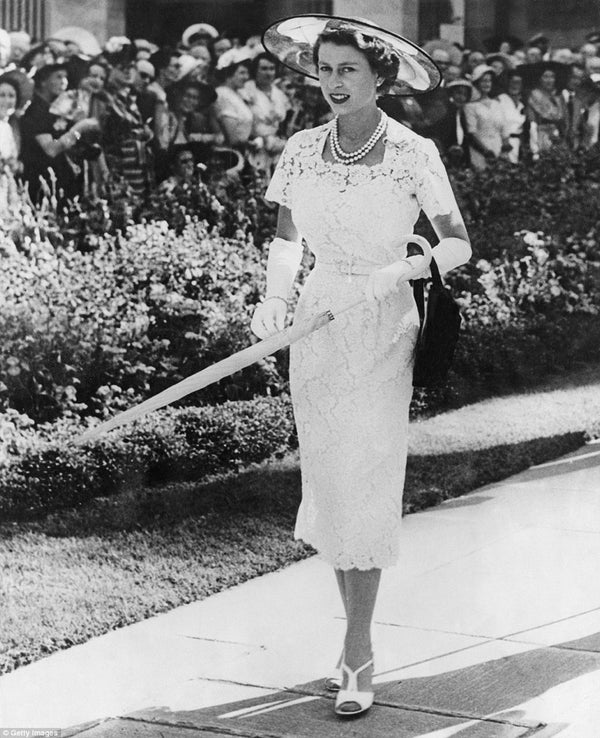 HM Queen Elizabeth 11 | Royal Tour of New Zealand & Australia, December 1953