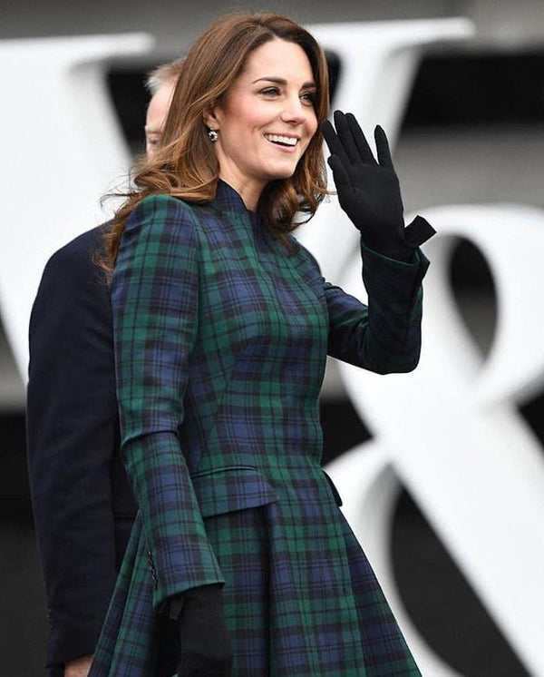 The Duchess of Cambridge | V&A Dundee Opening, January 2019