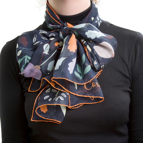 d8b17446c2dd The Summer Scarf and 10 ways to wear it | Cornelia James
