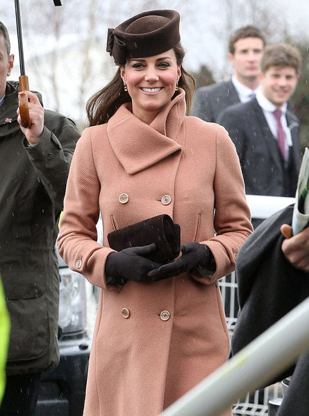 Duchess of Cambridge, Cheltenham