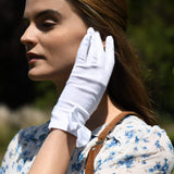 Daisy | Pure Swiss Cotton Jersey Glove