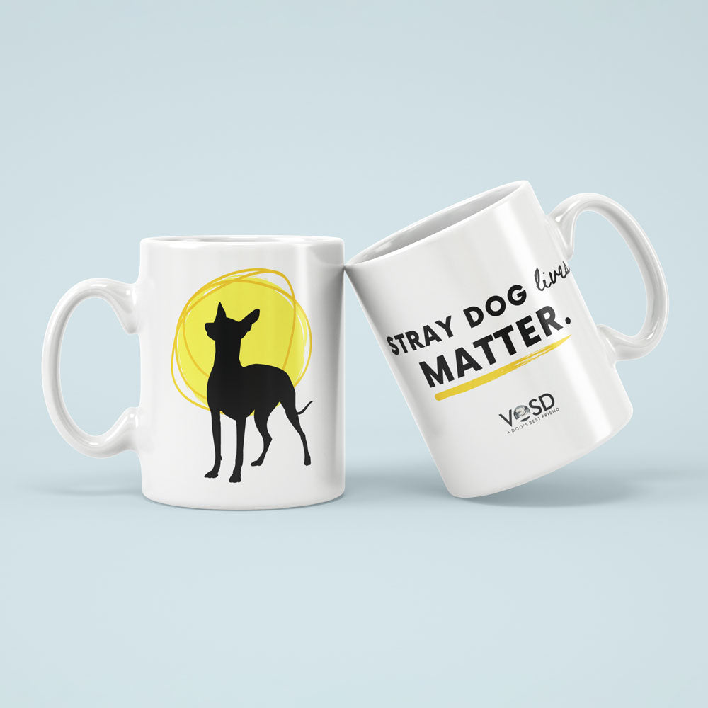 Coffee Mug | Stray Dog Lives Matter