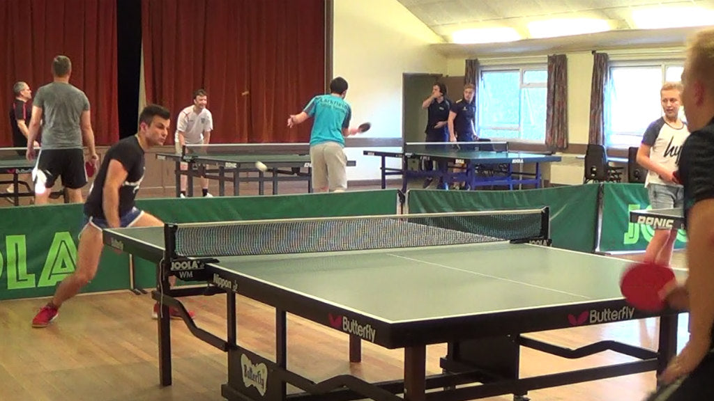 Table Tennis Timing - Why I Keep Missing The Ball