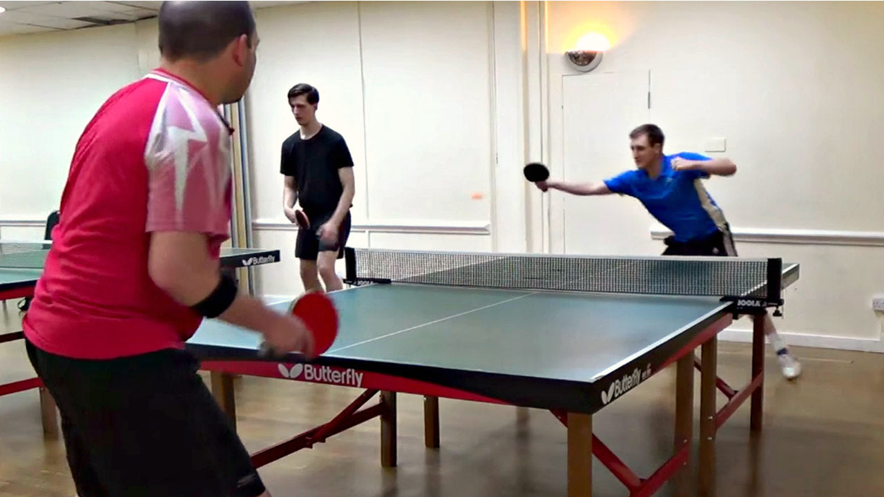 Table Tennis After a Long Break