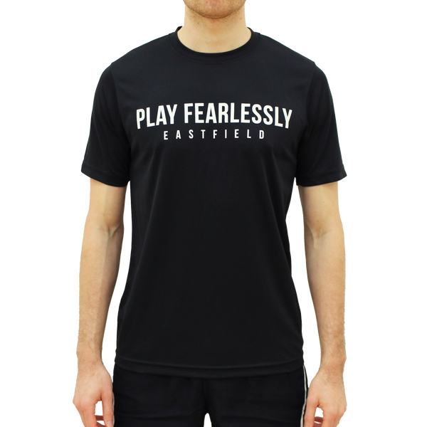 Play Fearlessly Men's T-Shirt
