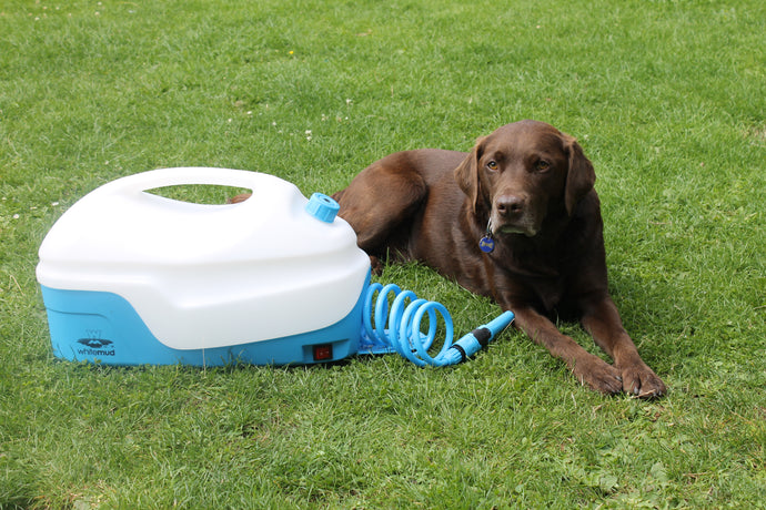 Muddi 15 Portable Dog Shower