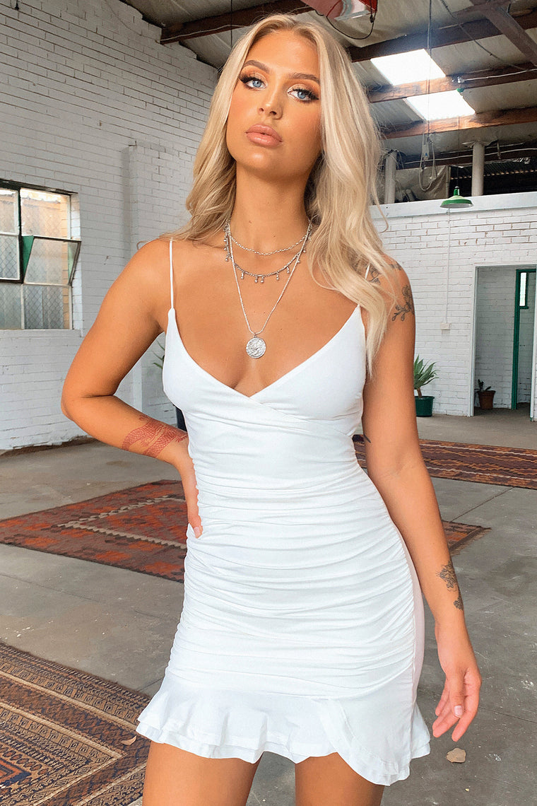 Gentey Dress - White