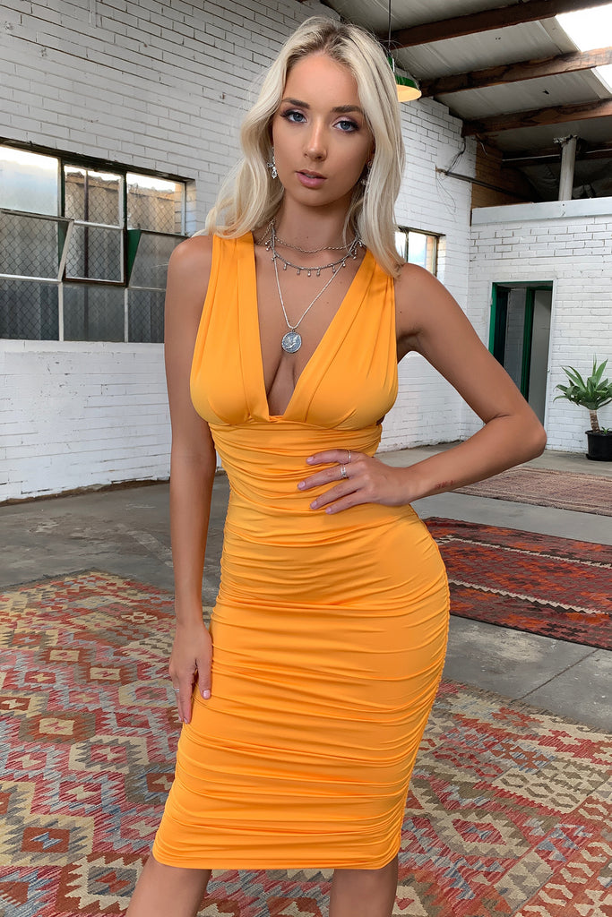 Trixie Midi Dress - Mango