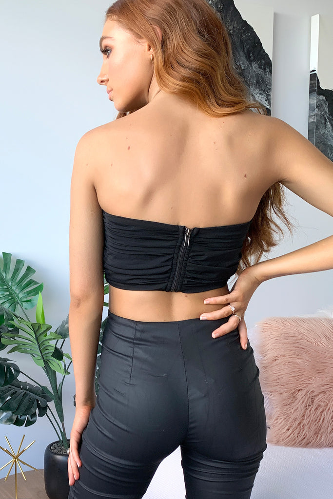 Kylin Crop - Black