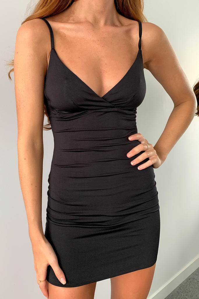 Dashiell Dress - Black