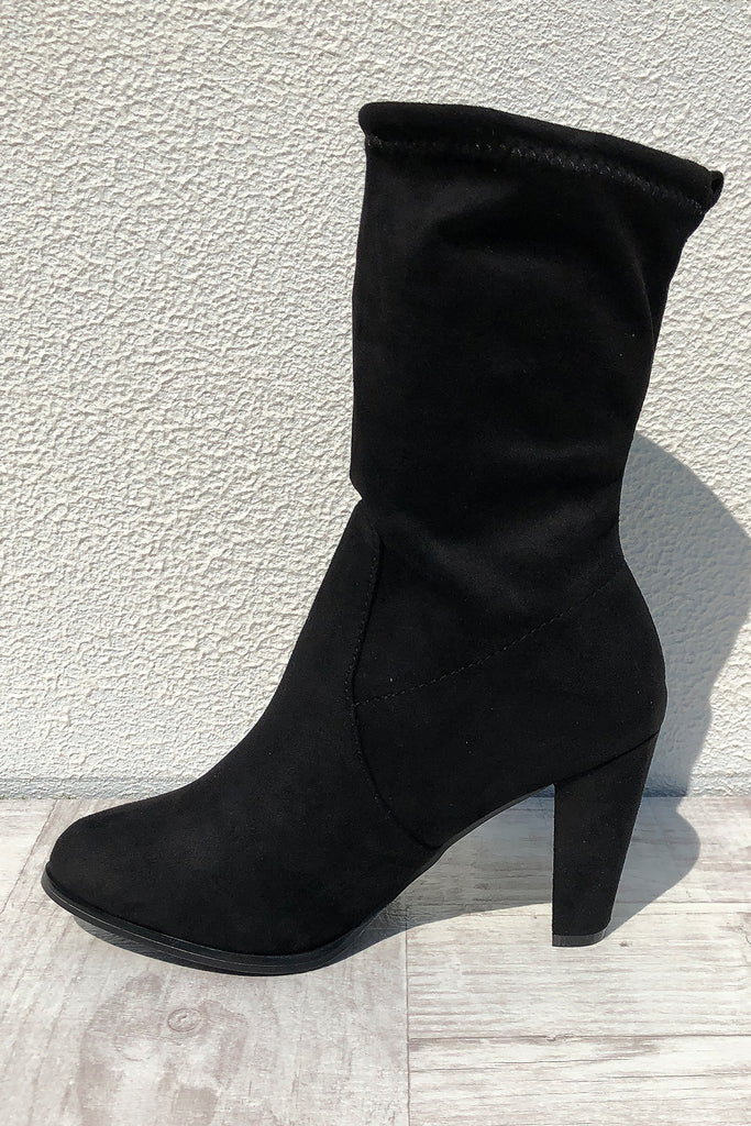 Pamona Ankle Boot - Black