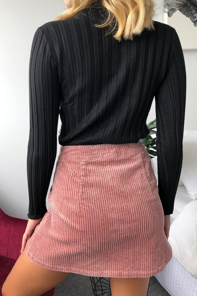 Emma Skirt - Blush